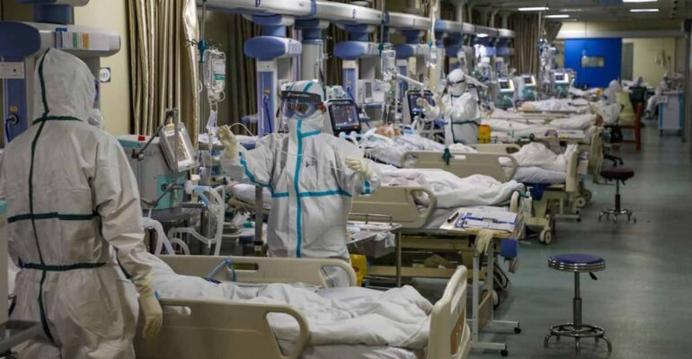London-hospitals-facing-tsunami-of-virus-patients-NHS-bosses